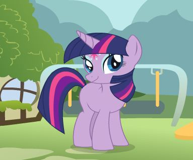 Twilight Sparkle 2 Game