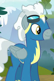 My Little Pony Silver Zoom Character