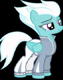 My Little Pony Fleetfoot Character