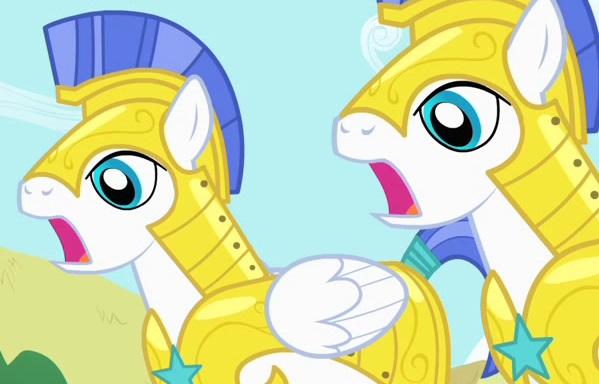 My Little Pony Royal Guards