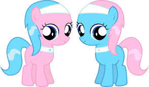 My Little Pony Spa Ponies Characters