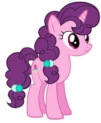My Little Pony Sugar Belle Character