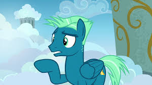 My Little Pony Sky Stinger Character