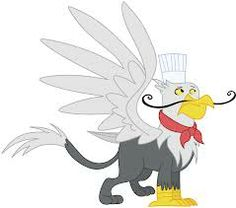 My Little Pony Gustave Le Grand Character