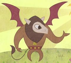My Little Pony Scorpan Character