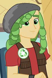 My Little Pony Equestria Girls Sandalwood Character