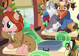 My Little Pony Homebound Ponies Character