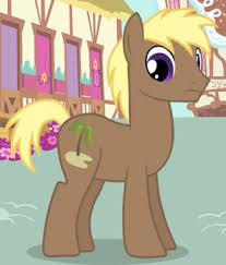 My Little Pony Crusoe Palm Character
