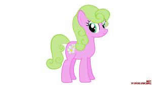 My Little Pony Daisy Character