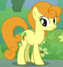 My Little Pony Golden Harvest Character