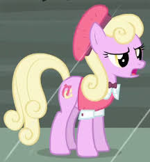 My Little Pony Luckette Character