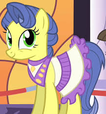 My Little Pony Masquerade Character