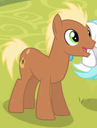 My Little Pony Meadow Song Character