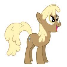 My Little Pony Mjölna Characters
