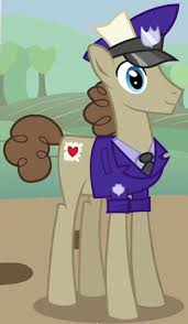 My Little Pony Parcel Post Character
