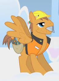 My Little Pony Rivet Character