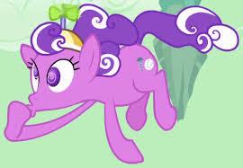 My Little Pony Screwball Character