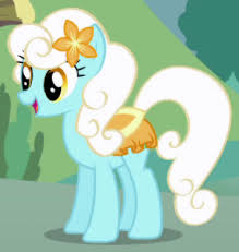 My Little Pony Serena Character