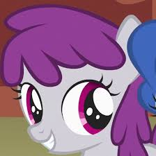 My Little Pony Silver Berry Character