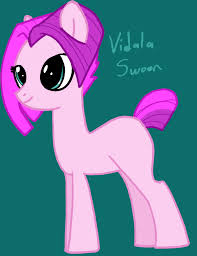My Little Pony Vidala Swoon Character