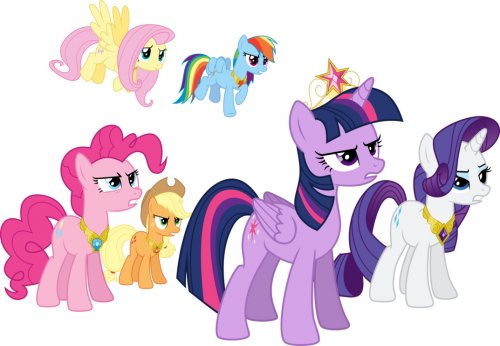 Pictures My Little Pony Friendship Is Miracle Picture