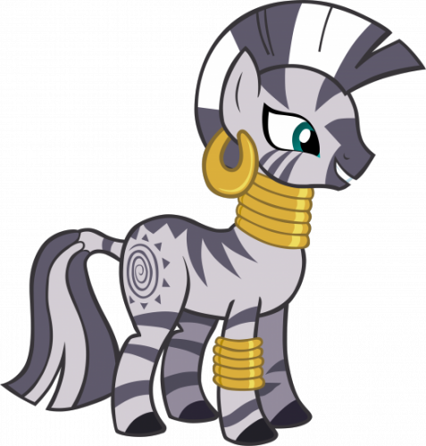 Pictures My Little Pony Zekora Picture