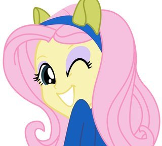 Pictures Equestria Girl Fluttershy Picture