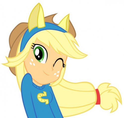Pictures Equestria Girl Applejack Picture