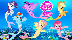 My Little Pony Mermaid Picture Picture