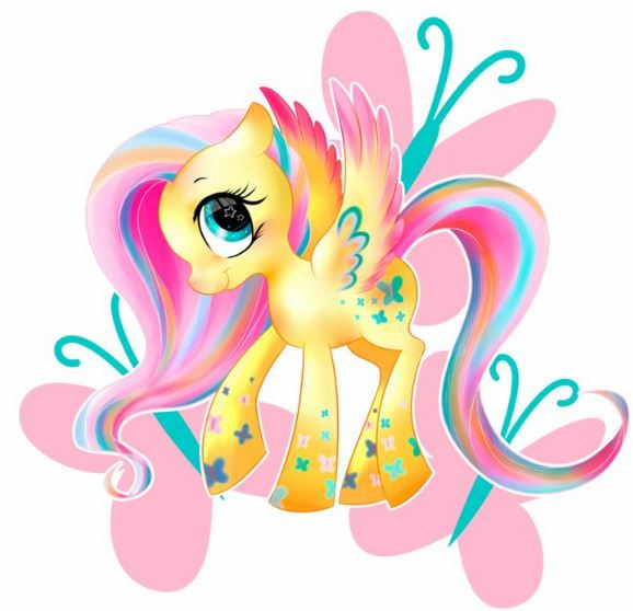 My Little Pony Princess Fluttershy Picture