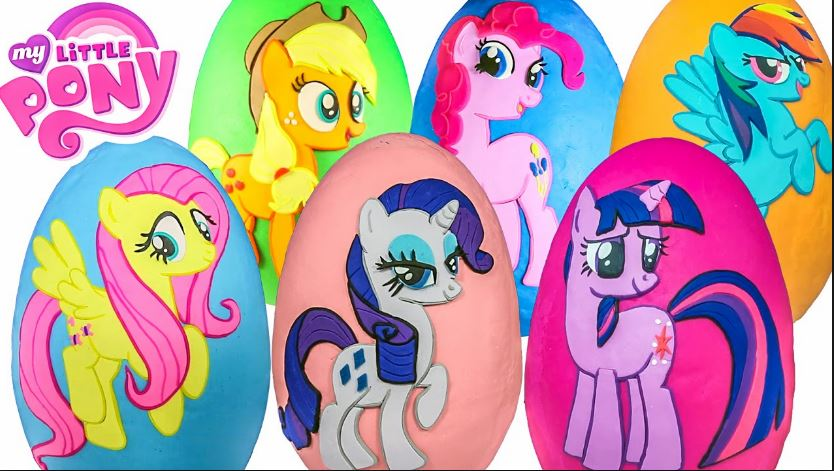 My Little Pony Family Picture Picture