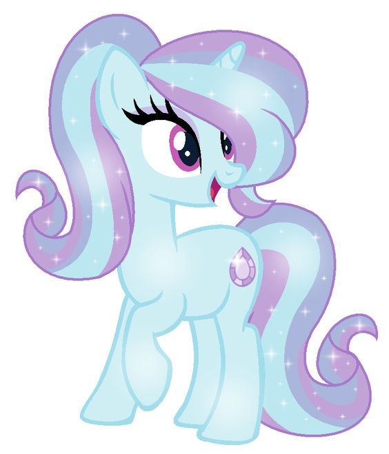 My Little Pony Friends Long Hair Picture