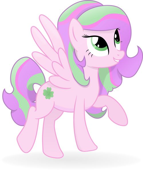 My Little Pony Fluttershy Happy Picture
