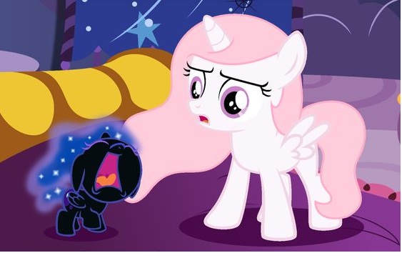 My Little Pony Fluttershy Salvationist Picture