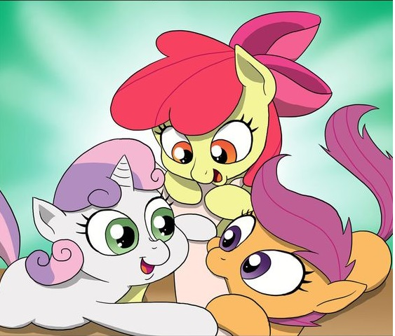 My Little Pony Babies Picture