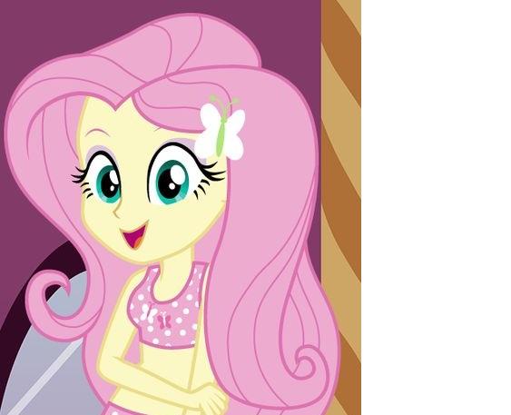 My Little Pony Equestria Fluttershy Sad