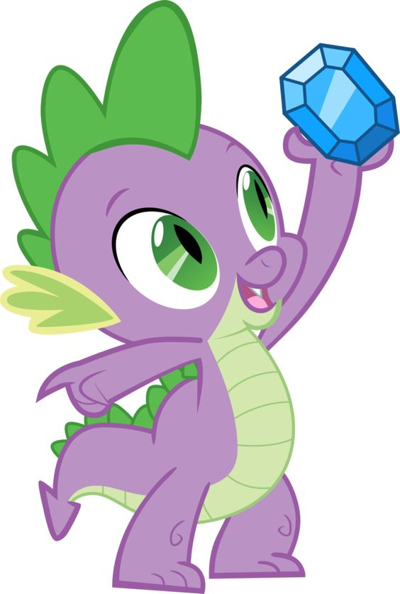 My Little Pony Spike Picture