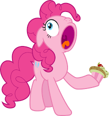 My Little Pony Nice Pinkie Pie Picture