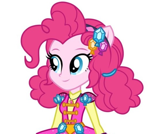 My Equestria Girl Pinkie Pie