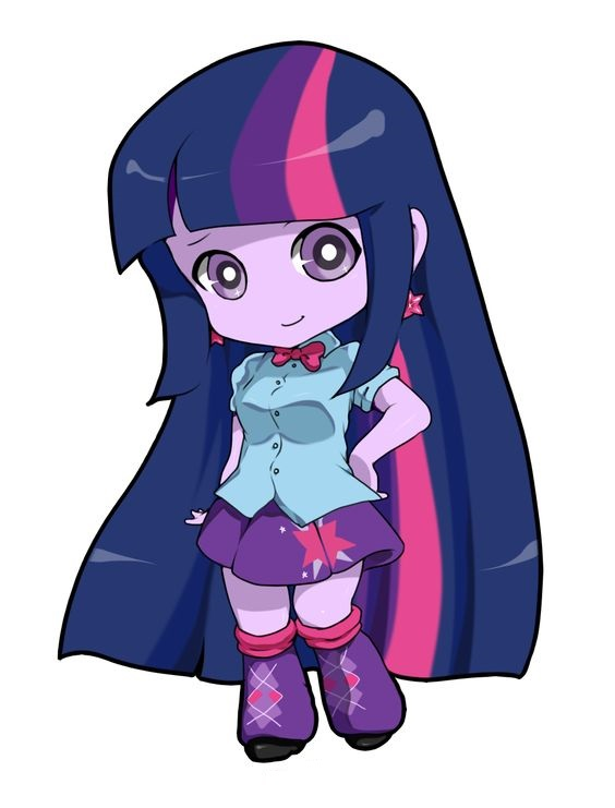 My Equestria Girl Chibi Picture