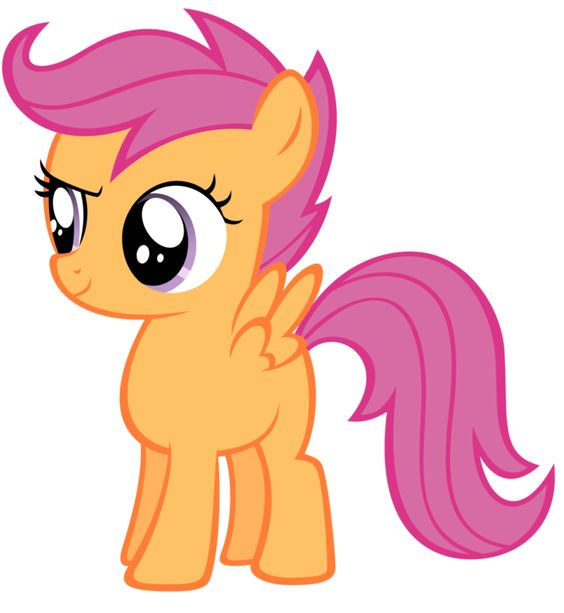 My Little Pony Scootaloo Picture