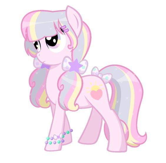 My Little Pony Nice Flutteshy Character Picture