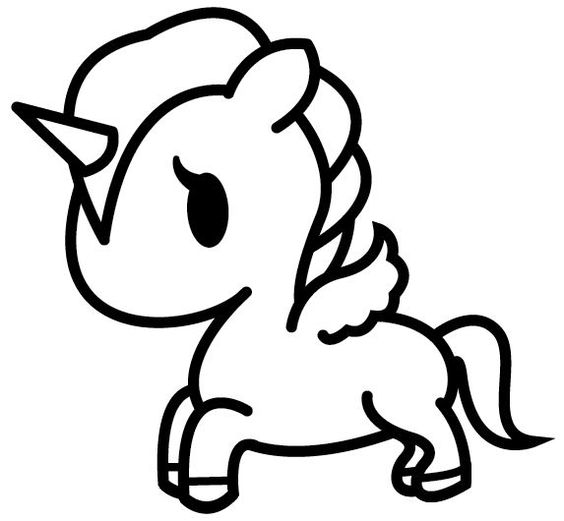 My Little Pony Bany Pony Coloring Page