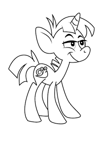 Snails Mlp Coloring Coloring Page