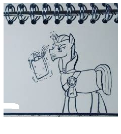 MLP Coloring Chancellor Neighsay