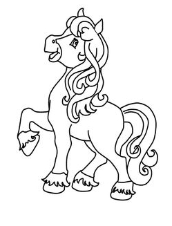 Uniron Coloring Suprise Coloring Page