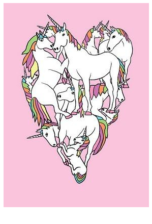 Unicorn Coloring In Group Coloring Page