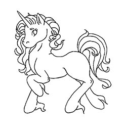 Jewel Coloring Page Coloring Page