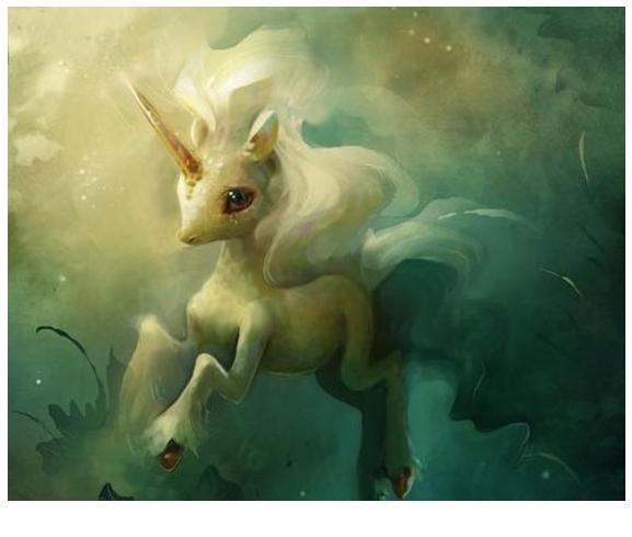 Baby Unicorn Image