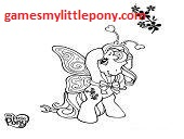 My Little Pony Coloring Coloring Page